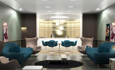 Air France abre una nueva sala VIP Business en París