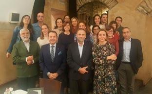 Salamanca organiza una nueva comida de negocios
