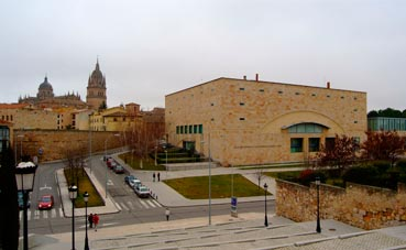 150.000 euros de ayuda para el Palacio Salamanca