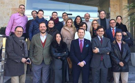 Salamanca reúne a sus socios para potenciar el Sector