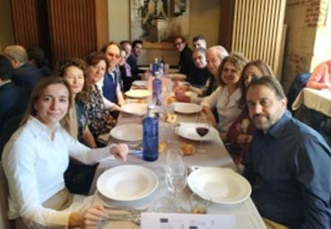 Nuevo encuentro de 'networking' del Salamanca Convention Bureau