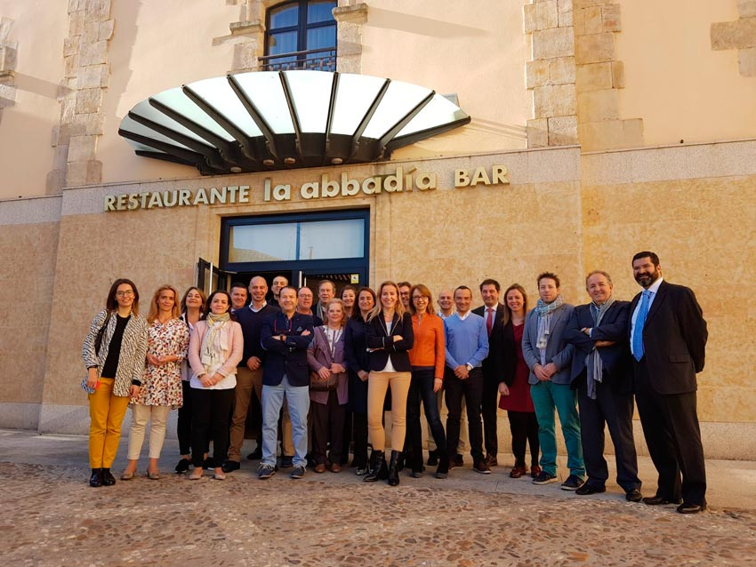 Salamanca potencia la labor de captaci n de congresos for Oficina empleo salamanca