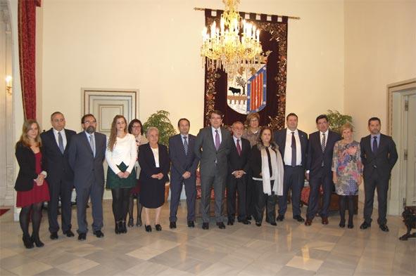 Ocho nuevos Embajadores del Salamanca Convention Bureau