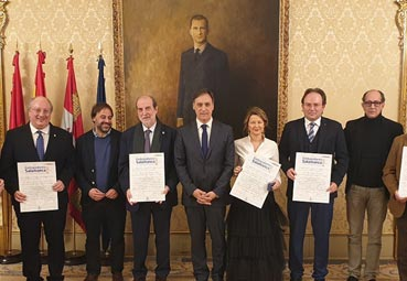 Salamanca tiene nuevos embajadores de la ciudad