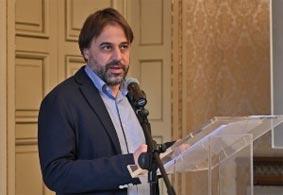 El concejal de Turismo, Fernando Castaño.