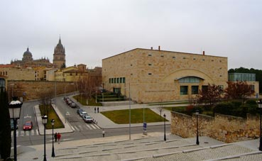 150.000 euros para eventos del Palacio de Salamanca