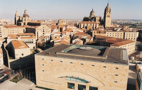 Comienza la rehabilitación de la Torre de los Anaya, nuevo 'venue' en Salamanca