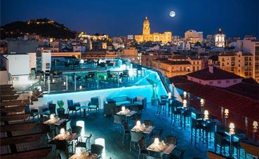 Sallés Hotel Málaga Centro apuesta por las reuniones