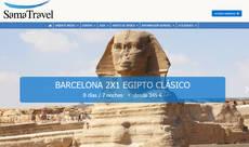 Sama Travel renueva por completo su web