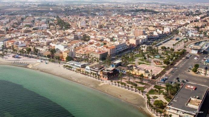 Ecologistas en Acción alegan contra un hotel