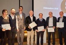 Nuevos embajadores congresuales de San Sebastián