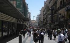 El desembolso medio por visitante es muy superior en Madrid respecto a Barcelona.