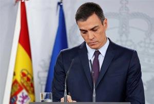 Pedro Sánchez: 'Habrá temporada turística durante los meses de verano'