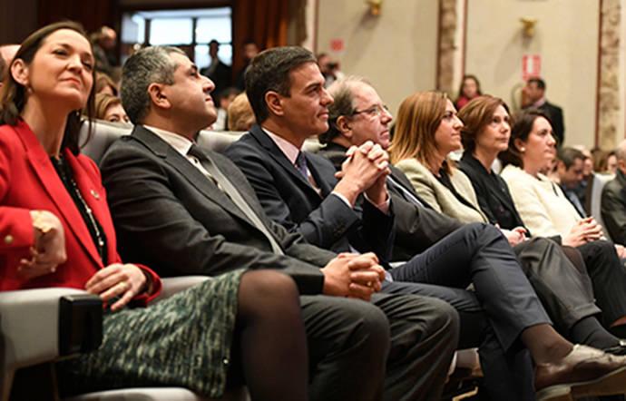 Pedro Sánchez ensalza el valor del Turismo para afrontar el reto de la despoblación