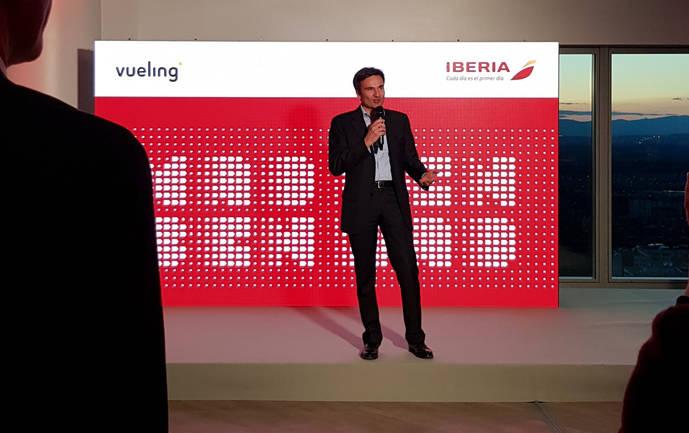 Iberia y Vueling dan a conocer novedades del Puente Aéreo