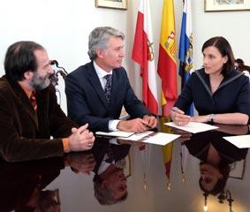 Santander, candidata para el Congreso de Parques y Jardines Públicos