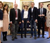 Santander se reúne con OPC España para analizar su crecimiento