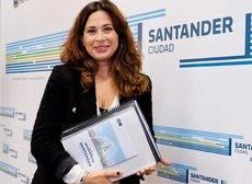 La concejala de Turismo del Ayuntamiento de Santander, Miriam Díaz.