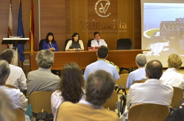 Santander y los médicos de la ciudad colaboran en la captación de congresos