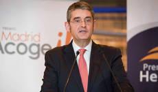 El presidente deAEPT, Santiago Aguilar.