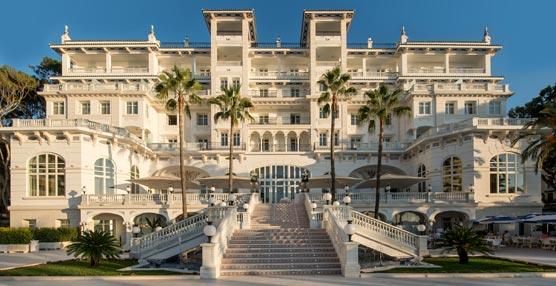 Hoteles Santos mostrará al Sector su última apertura, el Gran Hotel Miramar
