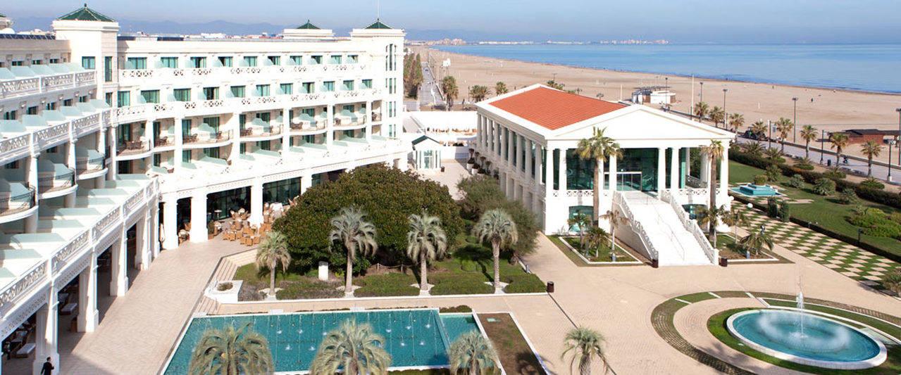 Hotel Balneario Las Arenas celebra su décimo aniversario
