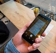 SAP Concur permite hacer copias digitales de los gastos de viaje con validez legal.
