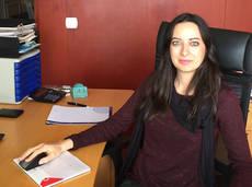 La directora de Gea, Sara Fernández.