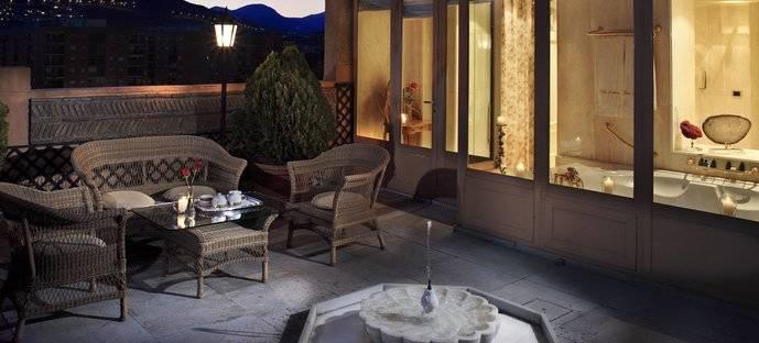 El hotel Santos Saray, en el concurso Madrid Fusión