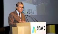 El presidente de ACAVE, Martí Sarrate.