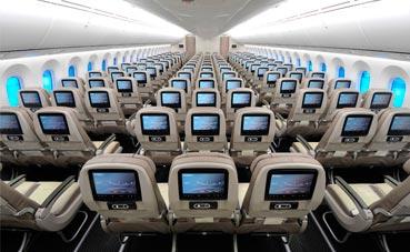 Saudia Airlines mejora su conexión Wi-Fi a bordo