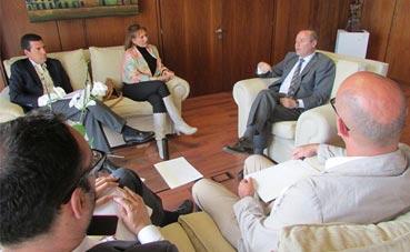 El SCB trabaja en su asamblea de julio en Las Palmas