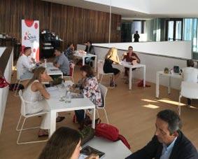 El 'workshop' celebrado en el Palacio de Congresos.