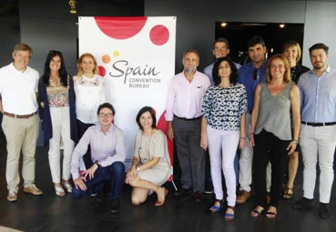 El SCB organiza una jornada de promoción nacional