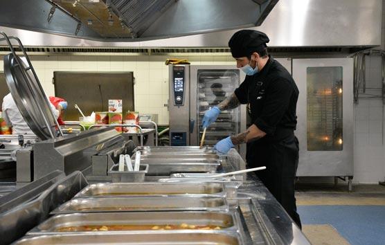 CCIB y la ONG del chef José Andrés dan 5.000 comidas