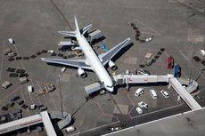 Cae un 39% la venta de billetes de avión.