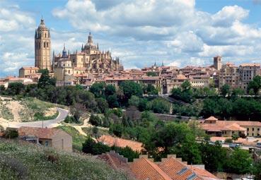 Segovia sigue incrementando sus cifras MICE
