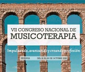Segovia acogerá el VII Congreso Nacional de Musicoterapia