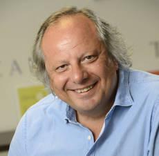 El presidente del ICTE, Miguel Mirones.