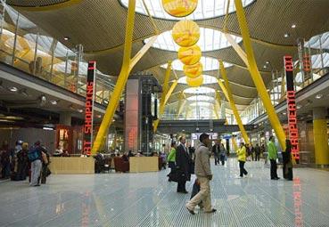 Cuatro aeropuertos españoles, en las pruebas de EASA
