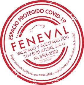 Primeras 'rent a car' en certificarse con el sello de Feneval