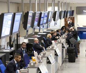 La previsión de vuelos para Semana Santa cae un 95%