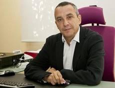 El director de marketing, distribución y accesibilidad de Renfe, Manuel Sempere.