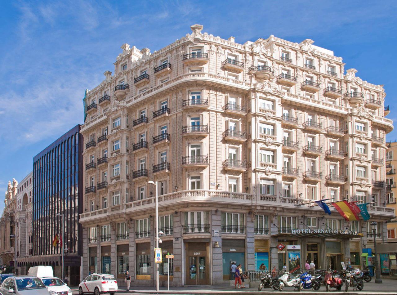 Senator Hoteles adquiere dos nuevos hoteles en Madrid