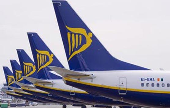 Ryanair despedirá a 512 empleados, entre ellos más de 120 pilotos