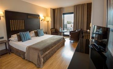 Un nuevo hotel MICE para Sercotel en Málaga