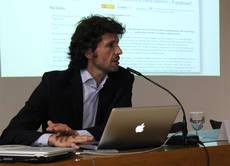 El director general de Globalia, Pedro Serrahima.