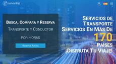 Servantrip trabaja con grandes redes y Grupos de gestión.