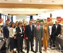 Sevilla presenta su oferta turística y de MICE en Barcelona
