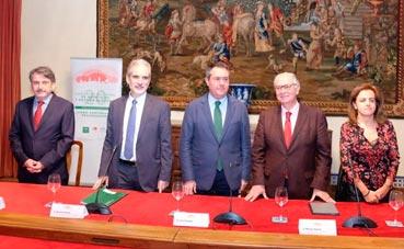 Sevilla acogerá un congreso en 2017 con 3.000 delegados